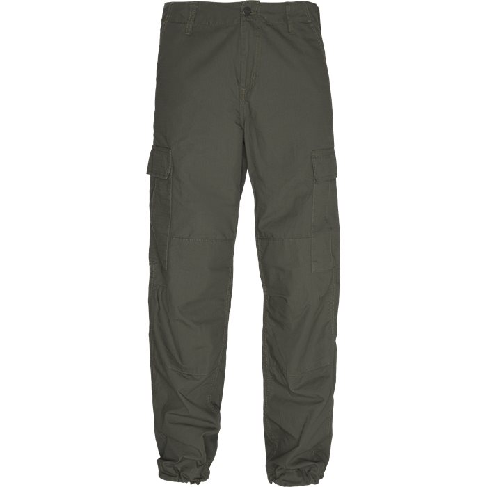 Cargo Pants - Bukser - Regular - Army